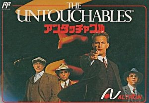 the untouchables famicom