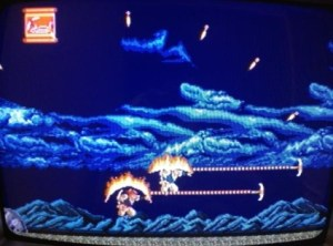 ninja spirit pc engine 13