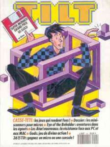 TILT 090 (Mai 1991) Page 001