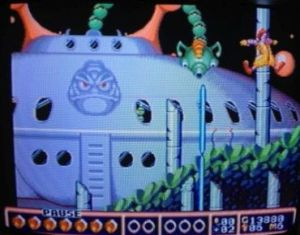 mcdonald treasure land megadrive 24