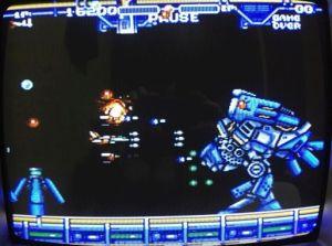 aero blasters megadrive 09