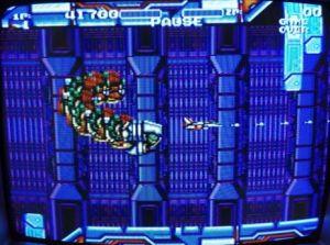 aero blasters megadrive 10
