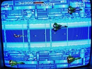 aero blasters megadrive 13