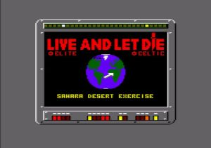 live and let die 09