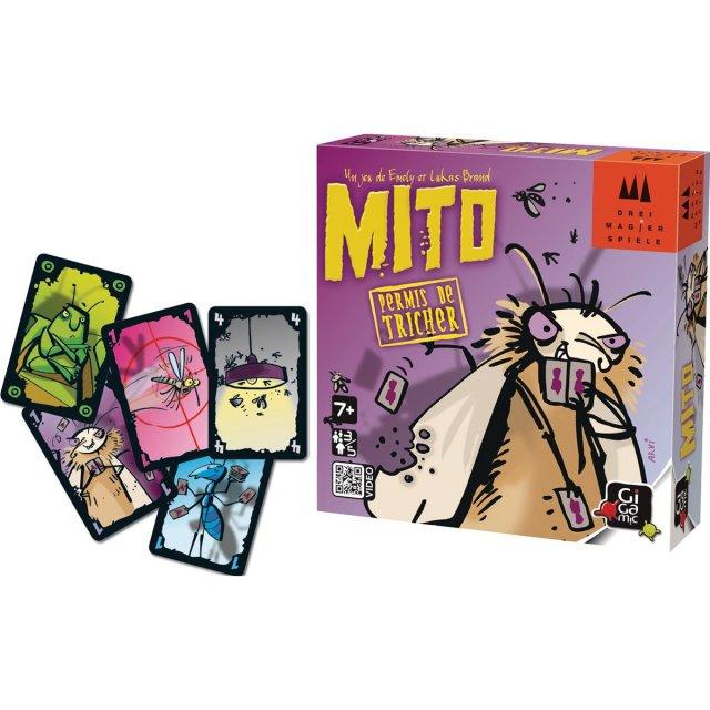 jeu mito pour remplacer le Uno