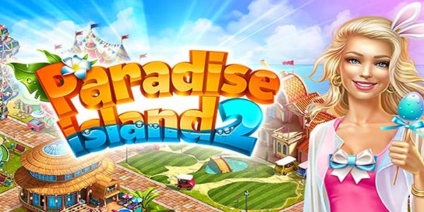 Paradise Island 2 Triche Astuce Cristaux,Pièces