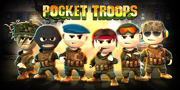 Pocket Troops Triche Astuce Pirater Gratuit