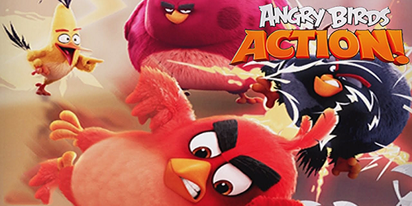 Angry Birds Action Triche Astuce Pièces, Gemmes