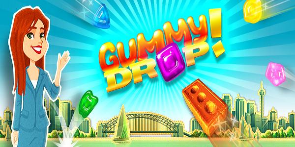 Gummy Drop Triche Astuce Pièces,Briques,Vies