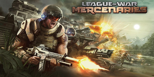 League of War Mercenaries Triche Astuce Or,Argent