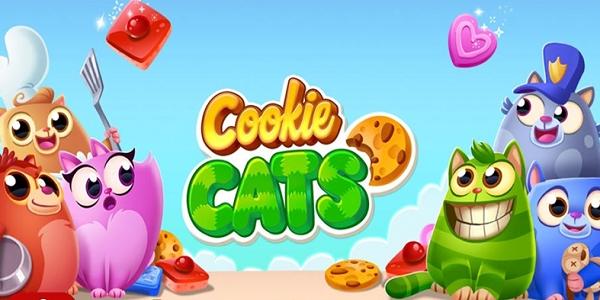 Cookie Cats Triche Astuce Pièces, Vies Illimité