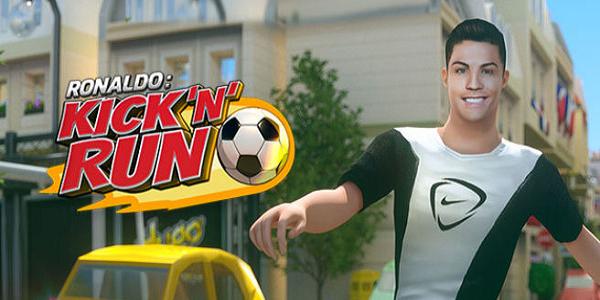 Cristiano Ronaldo Kick'n'Run Triche Astuce Billets, Pièces