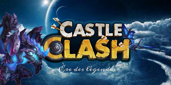 Castle Clash Ère des Légendes Triche Astuce Gemmes, Or