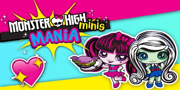 Monster High Minis Mania Triche Astuce Gemmes, Pièces