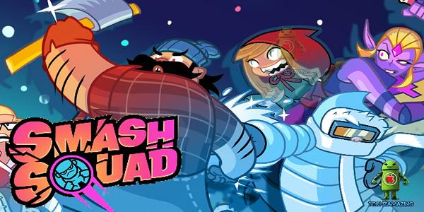 Smash Squad Triche Astuce Gemmes, Or Illimite