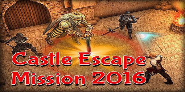 Castle Escape Mission 2016 Triche Astuce Argent,Or