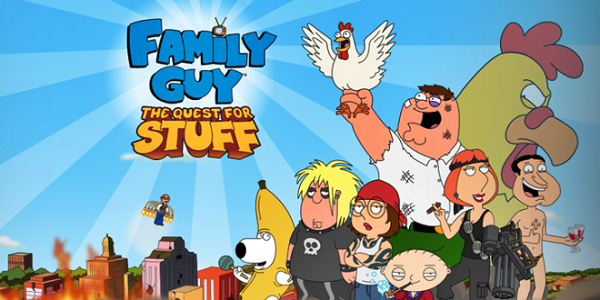 Family Guy The Quest for Stuff Triche Astuce Pièces,Clams