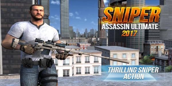 Sniper Assassin Ultimate 2017 Triche Astuce Argent,Or