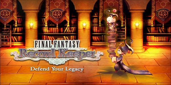 FINAL FANTASY Record Keeper Triche Astuce Gemmes