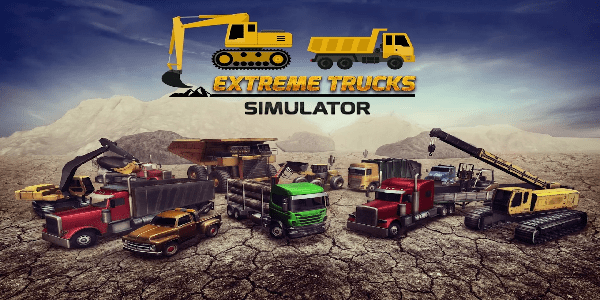 Extreme Trucks Simulator Triche Astuce Pièces Illimite