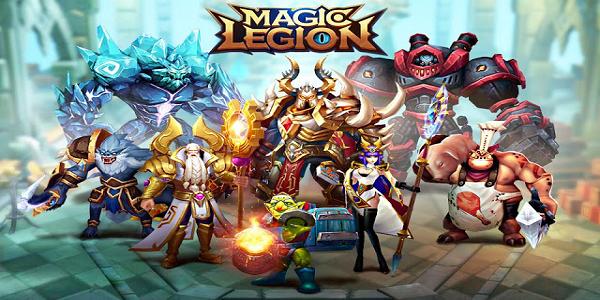Magic Legion Triche Astuce Gemmes et Or Illimite
