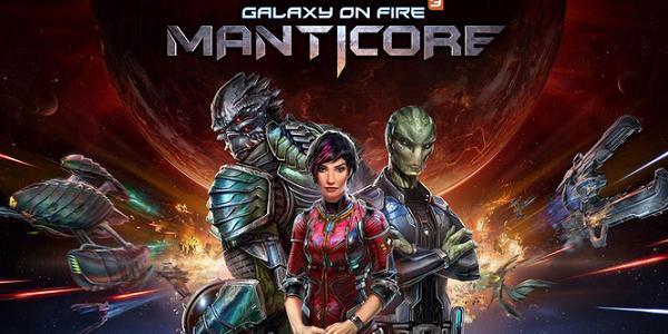 Galaxy on Fire 3 Manticore Triche Astuce Crédits et Pièces