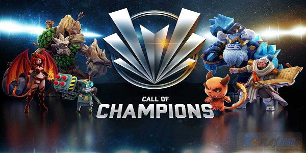 Call of Champions Triche Astuce Illimite Platine et Or