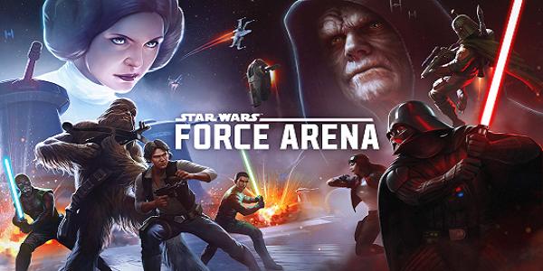 Star Wars Force Arena Triche Astuce Crédits et Cristaux