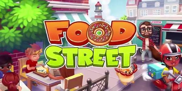 Food Street Triche Astuce Gemmes et Pièces Illimite