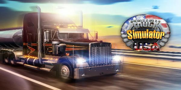 Truck Simulator USA Triche Astuce Illimite Pièces et Crédits