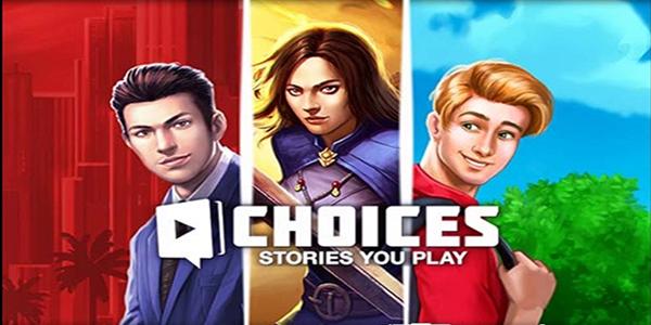 Choices Stories You Play Triche Astuce Diamants et Cles