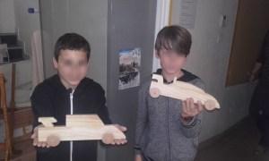 Fabrication de jouets en bois Ile et Vilaine Bretagne