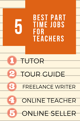 Part-time Jobs for Teachers
