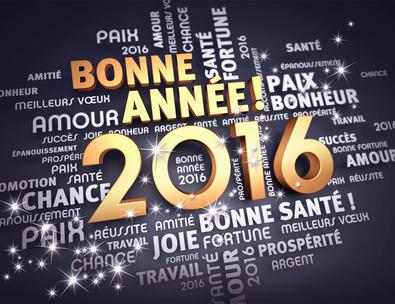 2016 carte de voeux