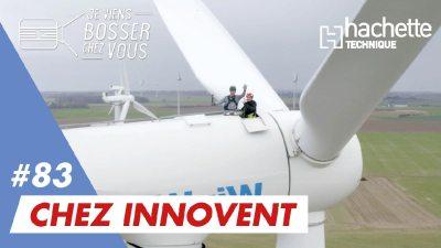Mon baptême d'éolienne en technicien de maintenance chez Innovent