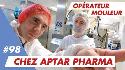 En Normandie, le groupe américain Aptar Pharma recrute des opérateurs mouleurs