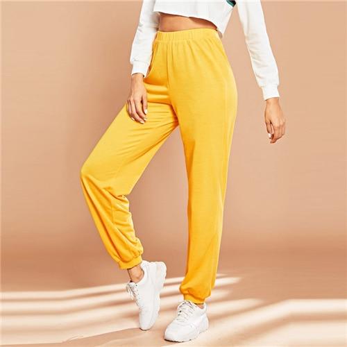 Women Modern Lady Elegant Tapered/Carrot Pants