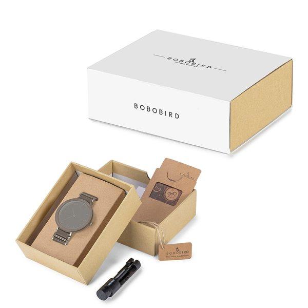 Women Watches Luxury stainless steel Quartz Wristwatch Lady