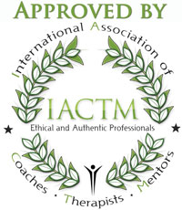 Relationship Resourcing is approved by the International Association of Coaches, Therapists and Mentors (IACTM)