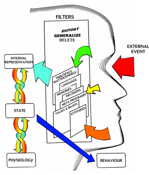 The NLP Communication Model
