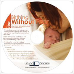 Birthing Without Fear (CDs)