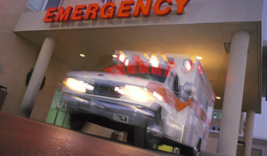 What I learned while dying in an ambulance