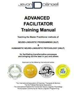 Advanced Facilitator Training Manual