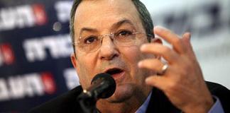 Ehud Barak-Waziri wa Ulinzi wa Israel