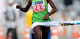 Mary Naali -African Ambasadors ya Arusha Bucharest International Maranton -Romainia