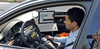 Google Self-driven Car Technology