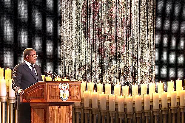 Jakaya Mrisho Kikwete Speech at Mandela Burrial