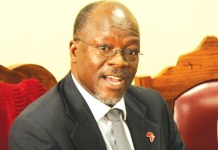 Dk. John Pombe Joseph Magufuli-Rais Mteule wa 5 2015