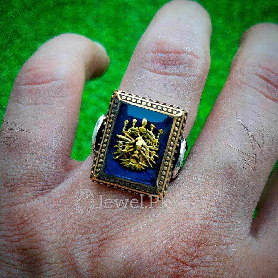 Ultra Luxury Turkish Ring 925 Silver Buy online in Pakistan