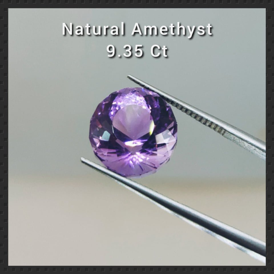 Natural Amethyst Purple Color - Buy Natural Gemstones online in Pakistan